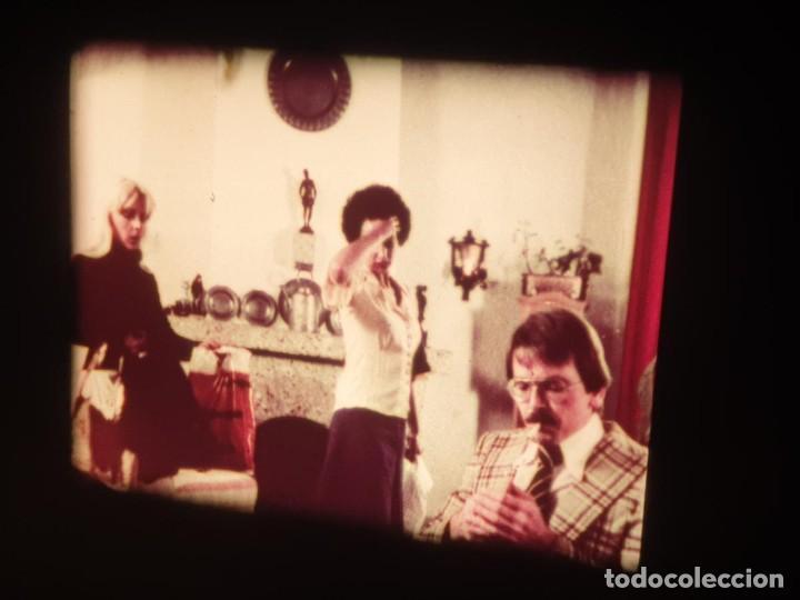 Cine: SCHOOLGIRL- ORGÍA FAMILIAR -1 X 60 MTS -SUPER 8 MM, RETRO VINTAGE FILM - Foto 3 - 234906970