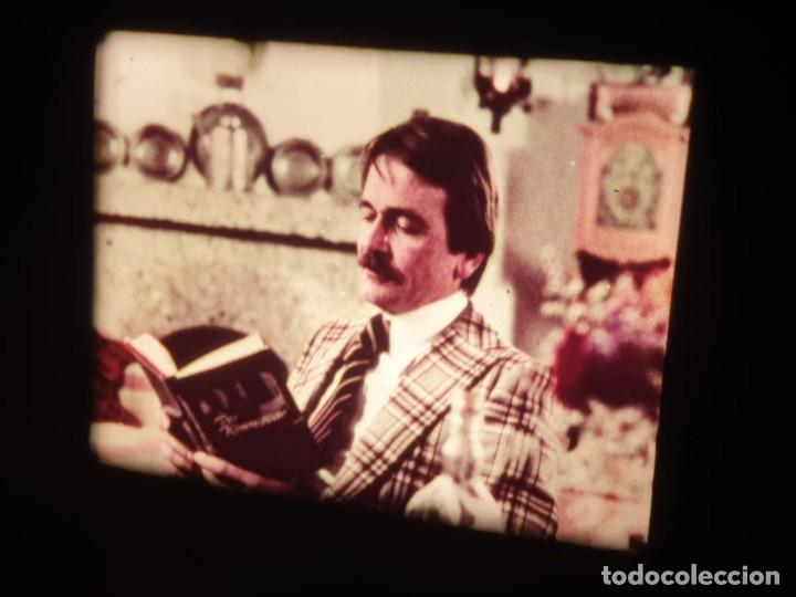 Cine: SCHOOLGIRL- ORGÍA FAMILIAR -1 X 60 MTS -SUPER 8 MM, RETRO VINTAGE FILM - Foto 8 - 234906970