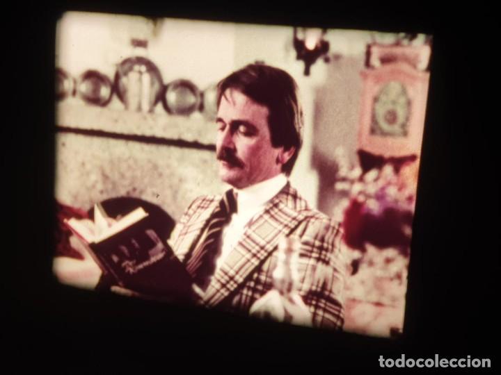 Cine: SCHOOLGIRL- ORGÍA FAMILIAR -1 X 60 MTS -SUPER 8 MM, RETRO VINTAGE FILM - Foto 9 - 234906970