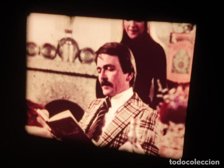 Cine: SCHOOLGIRL- ORGÍA FAMILIAR -1 X 60 MTS -SUPER 8 MM, RETRO VINTAGE FILM - Foto 11 - 234906970