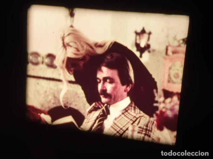 Cine: SCHOOLGIRL- ORGÍA FAMILIAR -1 X 60 MTS -SUPER 8 MM, RETRO VINTAGE FILM - Foto 12 - 234906970