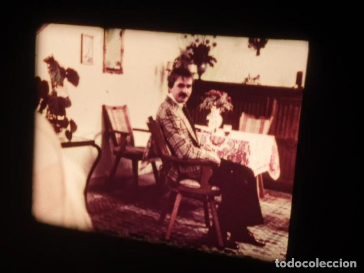 Cine: SCHOOLGIRL- ORGÍA FAMILIAR -1 X 60 MTS -SUPER 8 MM, RETRO VINTAGE FILM - Foto 13 - 234906970