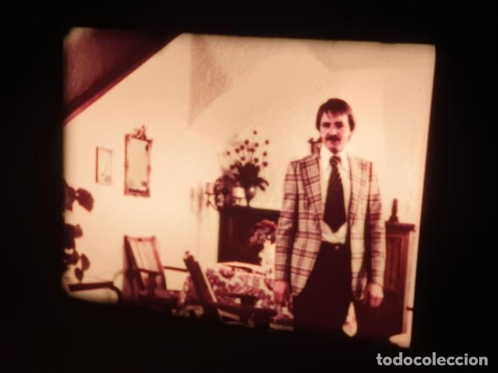 Cine: SCHOOLGIRL- ORGÍA FAMILIAR -1 X 60 MTS -SUPER 8 MM, RETRO VINTAGE FILM - Foto 18 - 234906970