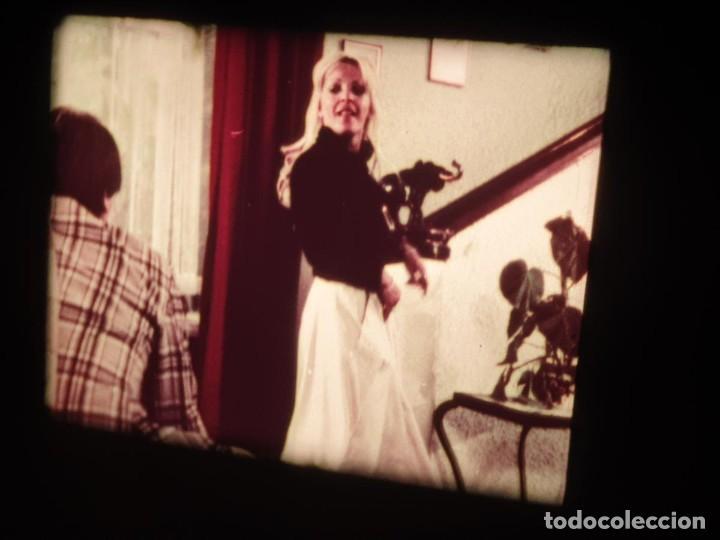 Cine: SCHOOLGIRL- ORGÍA FAMILIAR -1 X 60 MTS -SUPER 8 MM, RETRO VINTAGE FILM - Foto 19 - 234906970