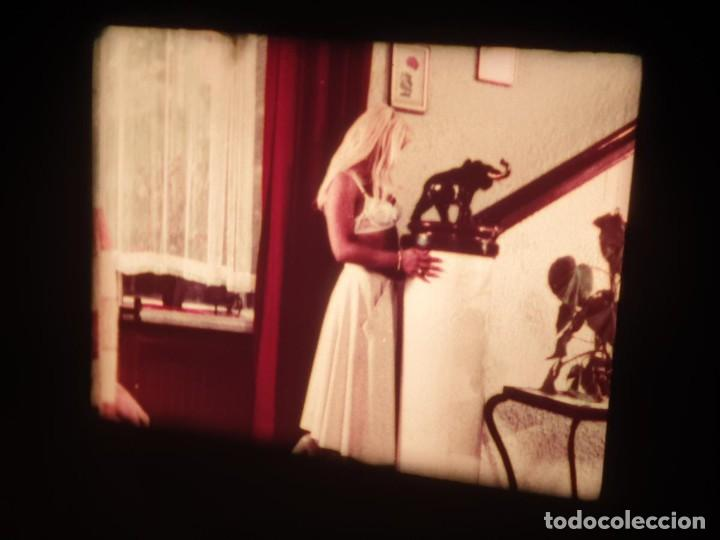 Cine: SCHOOLGIRL- ORGÍA FAMILIAR -1 X 60 MTS -SUPER 8 MM, RETRO VINTAGE FILM - Foto 20 - 234906970