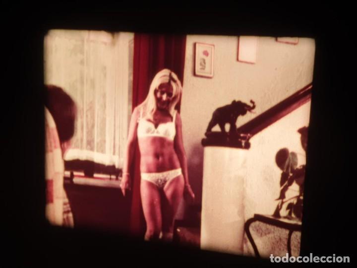 Cine: SCHOOLGIRL- ORGÍA FAMILIAR -1 X 60 MTS -SUPER 8 MM, RETRO VINTAGE FILM - Foto 21 - 234906970