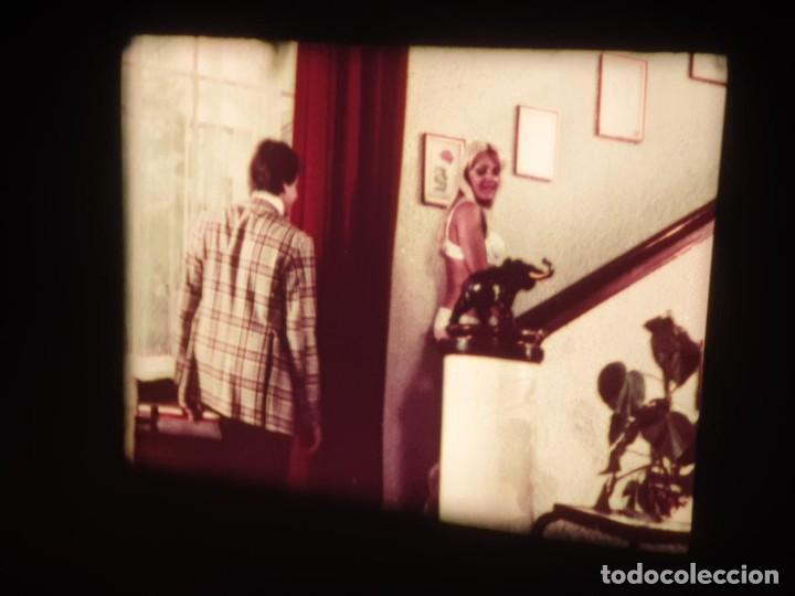Cine: SCHOOLGIRL- ORGÍA FAMILIAR -1 X 60 MTS -SUPER 8 MM, RETRO VINTAGE FILM - Foto 22 - 234906970