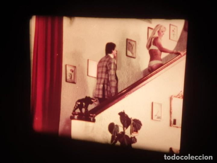 Cine: SCHOOLGIRL- ORGÍA FAMILIAR -1 X 60 MTS -SUPER 8 MM, RETRO VINTAGE FILM - Foto 23 - 234906970