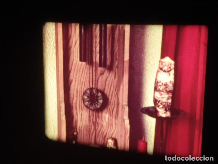 Cine: SCHOOLGIRL- ORGÍA FAMILIAR -1 X 60 MTS -SUPER 8 MM, RETRO VINTAGE FILM - Foto 39 - 234906970