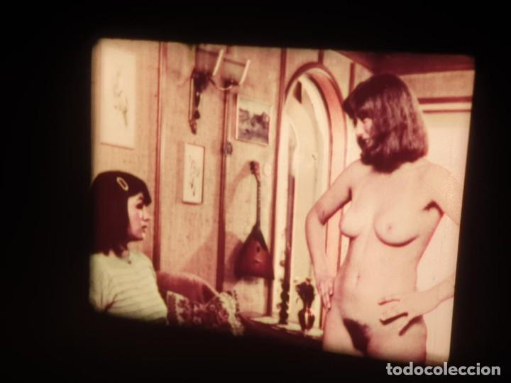 Cine: SCHOOLGIRL- ORGÍA FAMILIAR -1 X 60 MTS -SUPER 8 MM, RETRO VINTAGE FILM - Foto 44 - 234906970