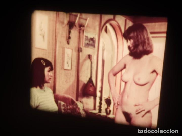 Cine: SCHOOLGIRL- ORGÍA FAMILIAR -1 X 60 MTS -SUPER 8 MM, RETRO VINTAGE FILM - Foto 45 - 234906970
