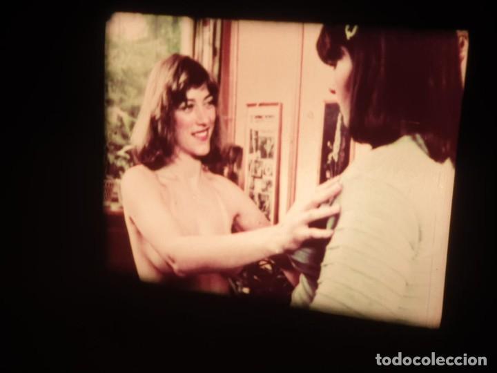 Cine: SCHOOLGIRL- ORGÍA FAMILIAR -1 X 60 MTS -SUPER 8 MM, RETRO VINTAGE FILM - Foto 51 - 234906970