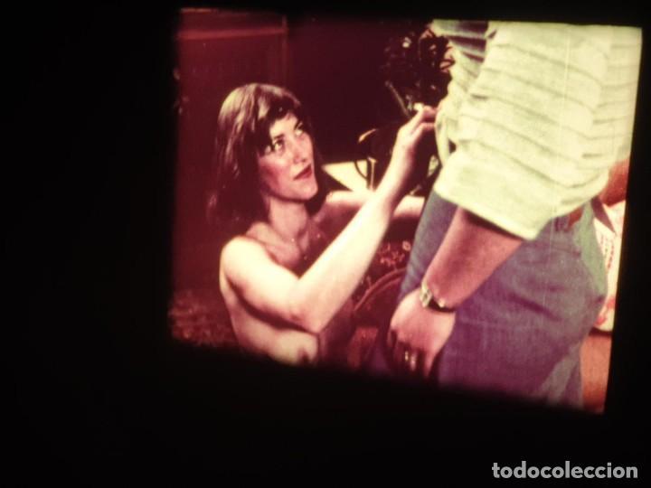 Cine: SCHOOLGIRL- ORGÍA FAMILIAR -1 X 60 MTS -SUPER 8 MM, RETRO VINTAGE FILM - Foto 68 - 234906970