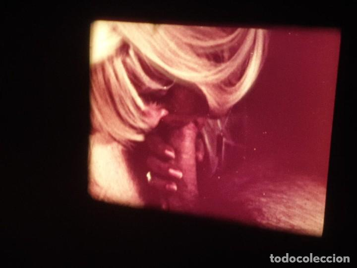 Cine: SCHOOLGIRL- ORGÍA FAMILIAR -1 X 60 MTS -SUPER 8 MM, RETRO VINTAGE FILM - Foto 80 - 234906970