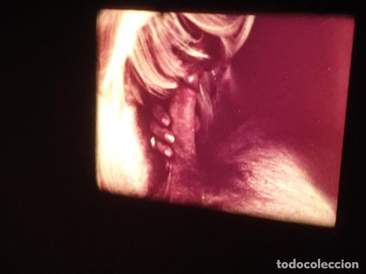Cine: SCHOOLGIRL- ORGÍA FAMILIAR -1 X 60 MTS -SUPER 8 MM, RETRO VINTAGE FILM - Foto 83 - 234906970