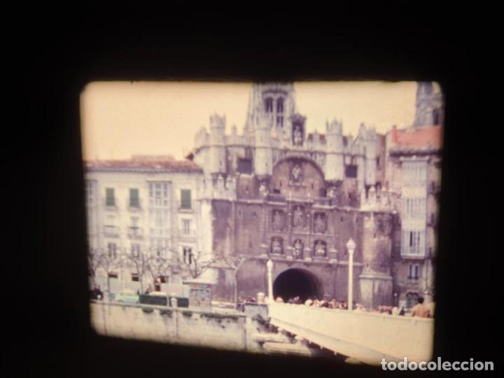 AMATEUR-VIVEROS DE MARISCO-(1974) 1 X 60 MTS SUPER 8 MM, RETRO VINTAGE FILM (Cine - Películas - Super 8 mm)