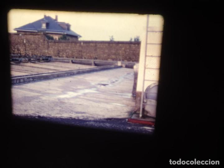 Cine: AMATEUR-VIVEROS DE MARISCO-(1974) 1 X 60 MTS SUPER 8 MM, RETRO VINTAGE FILM - Foto 2 - 234908815