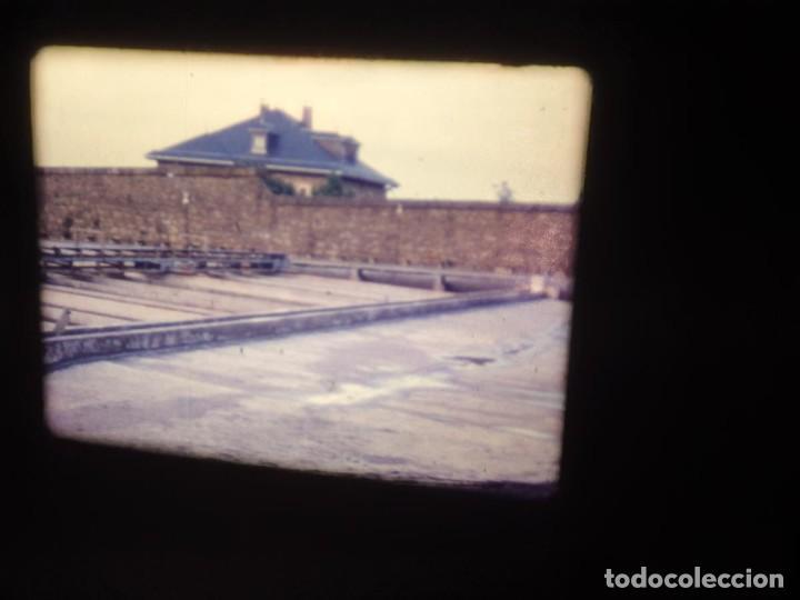 Cine: AMATEUR-VIVEROS DE MARISCO-(1974) 1 X 60 MTS SUPER 8 MM, RETRO VINTAGE FILM - Foto 3 - 234908815