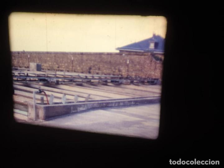 Cine: AMATEUR-VIVEROS DE MARISCO-(1974) 1 X 60 MTS SUPER 8 MM, RETRO VINTAGE FILM - Foto 4 - 234908815