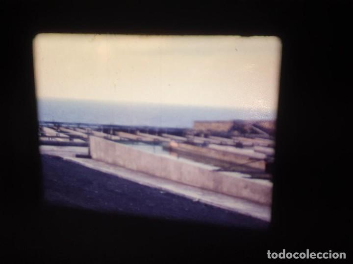 Cine: AMATEUR-VIVEROS DE MARISCO-(1974) 1 X 60 MTS SUPER 8 MM, RETRO VINTAGE FILM - Foto 6 - 234908815