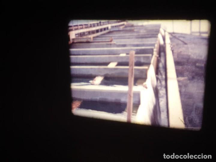 Cine: AMATEUR-VIVEROS DE MARISCO-(1974) 1 X 60 MTS SUPER 8 MM, RETRO VINTAGE FILM - Foto 18 - 234908815