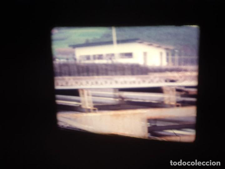 Cine: AMATEUR-VIVEROS DE MARISCO-(1974) 1 X 60 MTS SUPER 8 MM, RETRO VINTAGE FILM - Foto 20 - 234908815