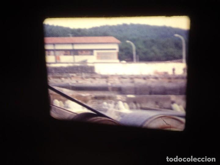 Cine: AMATEUR-VIVEROS DE MARISCO-(1974) 1 X 60 MTS SUPER 8 MM, RETRO VINTAGE FILM - Foto 21 - 234908815