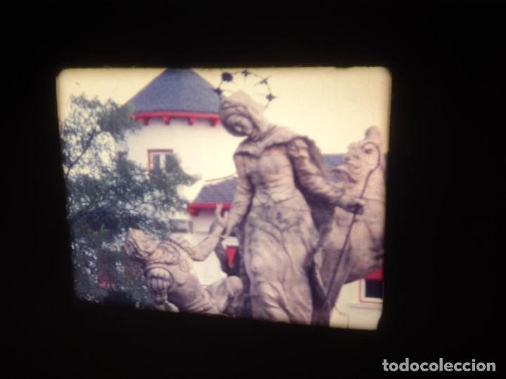 Cine: AMATEUR-VIVEROS DE MARISCO-(1974) 1 X 60 MTS SUPER 8 MM, RETRO VINTAGE FILM - Foto 25 - 234908815