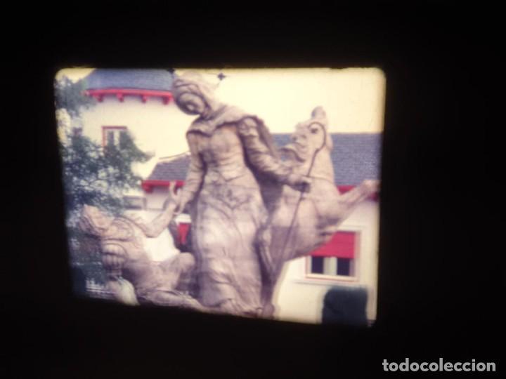 Cine: AMATEUR-VIVEROS DE MARISCO-(1974) 1 X 60 MTS SUPER 8 MM, RETRO VINTAGE FILM - Foto 26 - 234908815