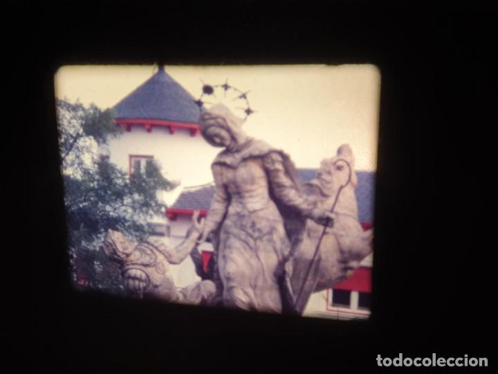 Cine: AMATEUR-VIVEROS DE MARISCO-(1974) 1 X 60 MTS SUPER 8 MM, RETRO VINTAGE FILM - Foto 27 - 234908815