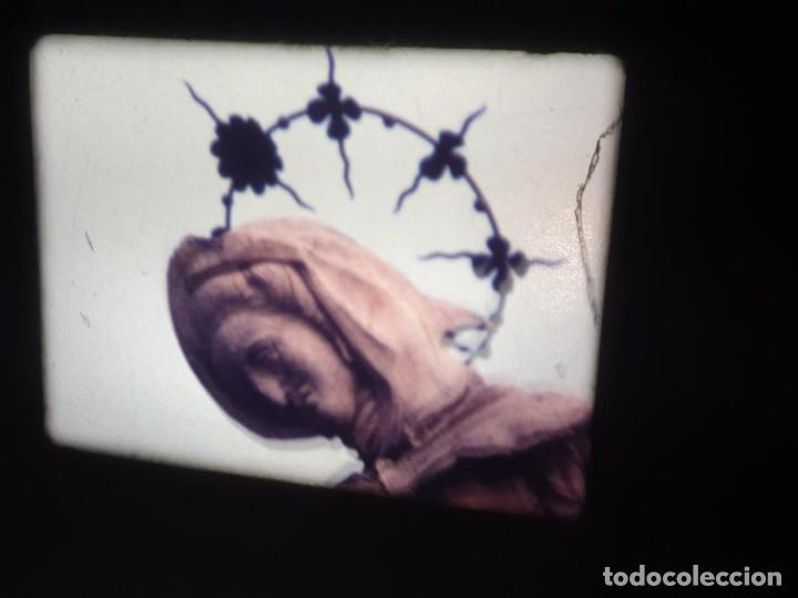 Cine: AMATEUR-VIVEROS DE MARISCO-(1974) 1 X 60 MTS SUPER 8 MM, RETRO VINTAGE FILM - Foto 34 - 234908815