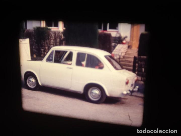 Cine: AMATEUR-VIVEROS DE MARISCO-(1974) 1 X 60 MTS SUPER 8 MM, RETRO VINTAGE FILM - Foto 36 - 234908815