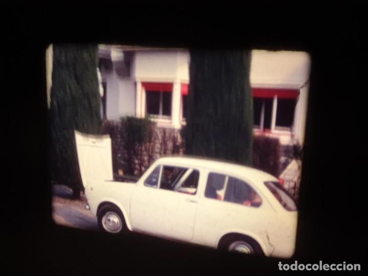Cine: AMATEUR-VIVEROS DE MARISCO-(1974) 1 X 60 MTS SUPER 8 MM, RETRO VINTAGE FILM - Foto 37 - 234908815