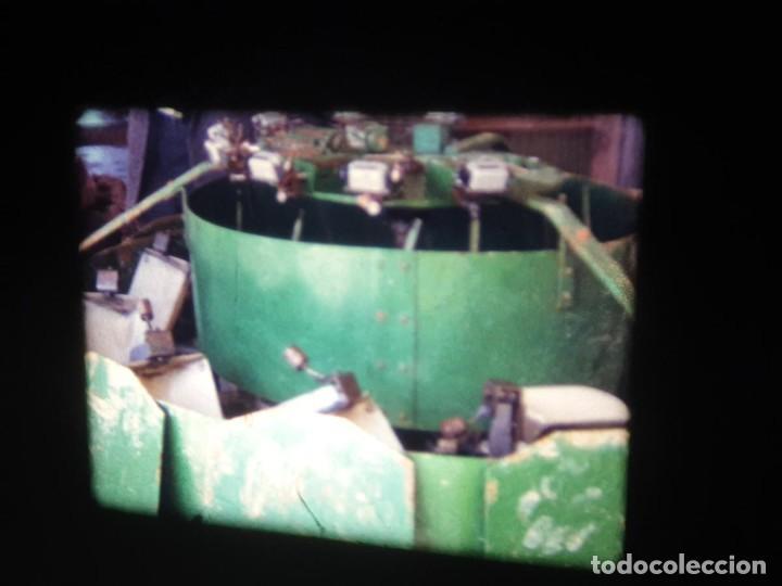 Cine: AMATEUR-VIVEROS DE MARISCO-(1974) 1 X 60 MTS SUPER 8 MM, RETRO VINTAGE FILM - Foto 39 - 234908815
