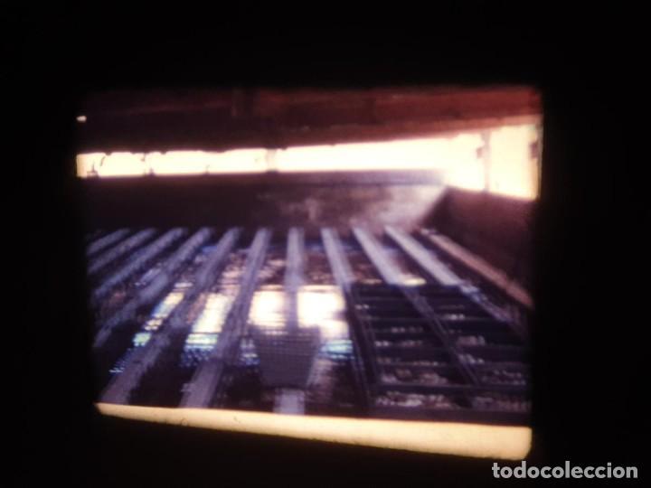Cine: AMATEUR-VIVEROS DE MARISCO-(1974) 1 X 60 MTS SUPER 8 MM, RETRO VINTAGE FILM - Foto 40 - 234908815