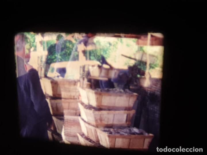 Cine: AMATEUR-VIVEROS DE MARISCO-(1974) 1 X 60 MTS SUPER 8 MM, RETRO VINTAGE FILM - Foto 42 - 234908815