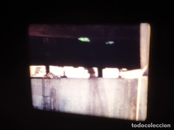 Cine: AMATEUR-VIVEROS DE MARISCO-(1974) 1 X 60 MTS SUPER 8 MM, RETRO VINTAGE FILM - Foto 54 - 234908815