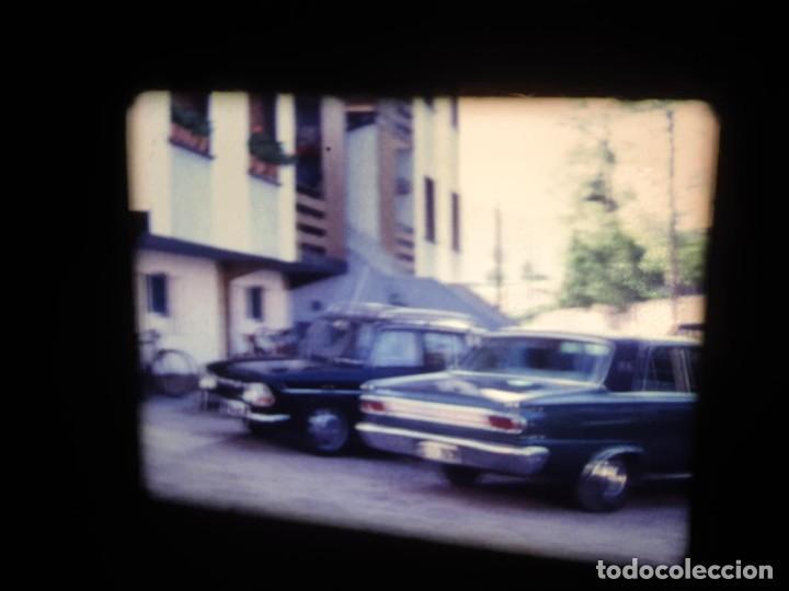 Cine: AMATEUR-VIVEROS DE MARISCO-(1974) 1 X 60 MTS SUPER 8 MM, RETRO VINTAGE FILM - Foto 62 - 234908815