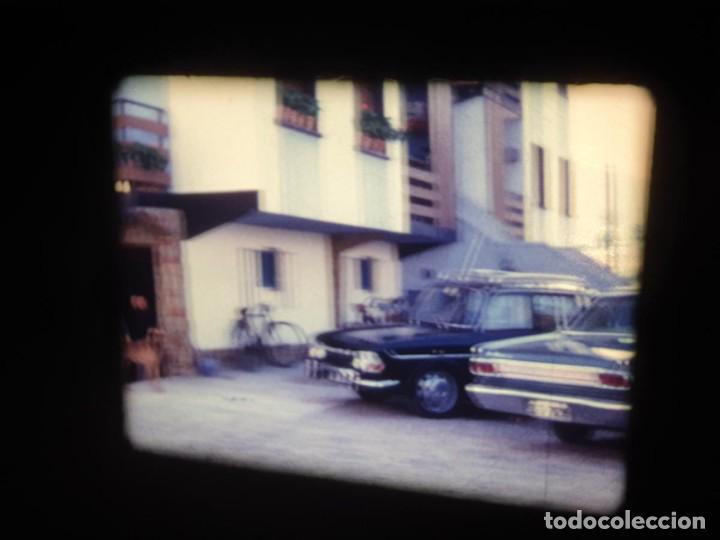 Cine: AMATEUR-VIVEROS DE MARISCO-(1974) 1 X 60 MTS SUPER 8 MM, RETRO VINTAGE FILM - Foto 63 - 234908815