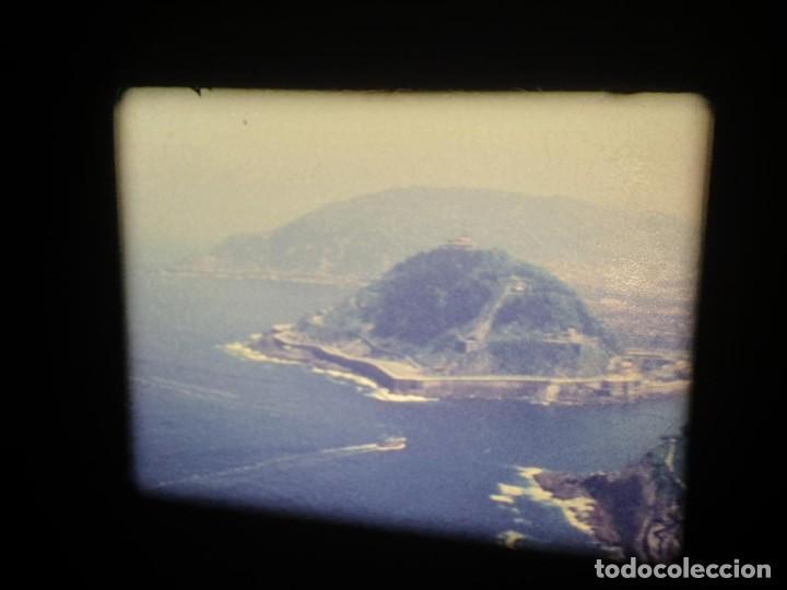 Cine: AMATEUR-VIVEROS DE MARISCO-(1974) 1 X 60 MTS SUPER 8 MM, RETRO VINTAGE FILM - Foto 64 - 234908815