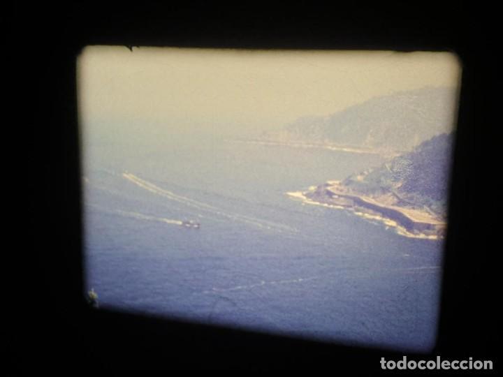 Cine: AMATEUR-VIVEROS DE MARISCO-(1974) 1 X 60 MTS SUPER 8 MM, RETRO VINTAGE FILM - Foto 65 - 234908815