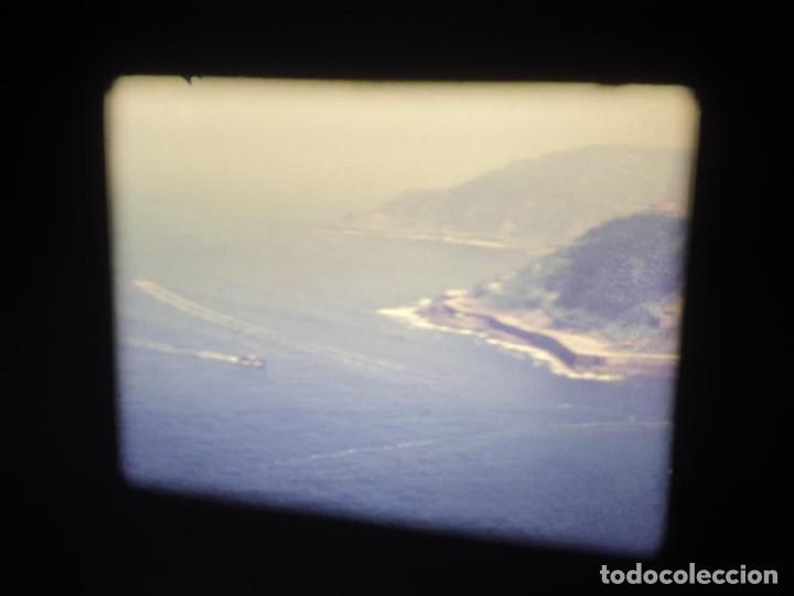 Cine: AMATEUR-VIVEROS DE MARISCO-(1974) 1 X 60 MTS SUPER 8 MM, RETRO VINTAGE FILM - Foto 66 - 234908815