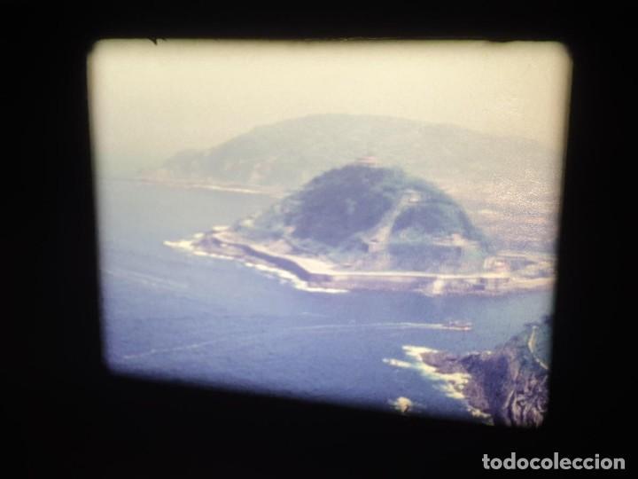 Cine: AMATEUR-VIVEROS DE MARISCO-(1974) 1 X 60 MTS SUPER 8 MM, RETRO VINTAGE FILM - Foto 68 - 234908815