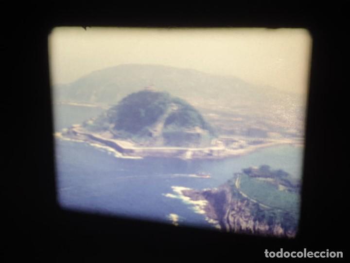 Cine: AMATEUR-VIVEROS DE MARISCO-(1974) 1 X 60 MTS SUPER 8 MM, RETRO VINTAGE FILM - Foto 69 - 234908815