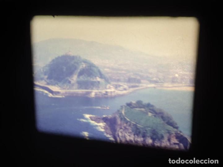 Cine: AMATEUR-VIVEROS DE MARISCO-(1974) 1 X 60 MTS SUPER 8 MM, RETRO VINTAGE FILM - Foto 70 - 234908815