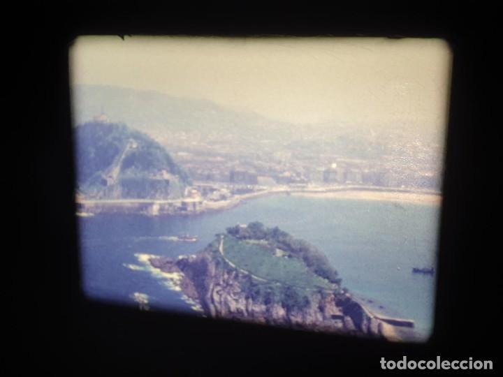 Cine: AMATEUR-VIVEROS DE MARISCO-(1974) 1 X 60 MTS SUPER 8 MM, RETRO VINTAGE FILM - Foto 71 - 234908815