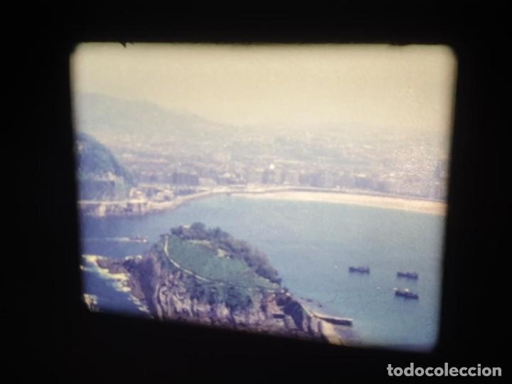 Cine: AMATEUR-VIVEROS DE MARISCO-(1974) 1 X 60 MTS SUPER 8 MM, RETRO VINTAGE FILM - Foto 72 - 234908815