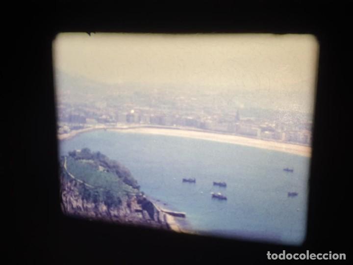 Cine: AMATEUR-VIVEROS DE MARISCO-(1974) 1 X 60 MTS SUPER 8 MM, RETRO VINTAGE FILM - Foto 73 - 234908815
