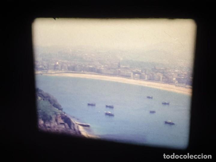 Cine: AMATEUR-VIVEROS DE MARISCO-(1974) 1 X 60 MTS SUPER 8 MM, RETRO VINTAGE FILM - Foto 74 - 234908815