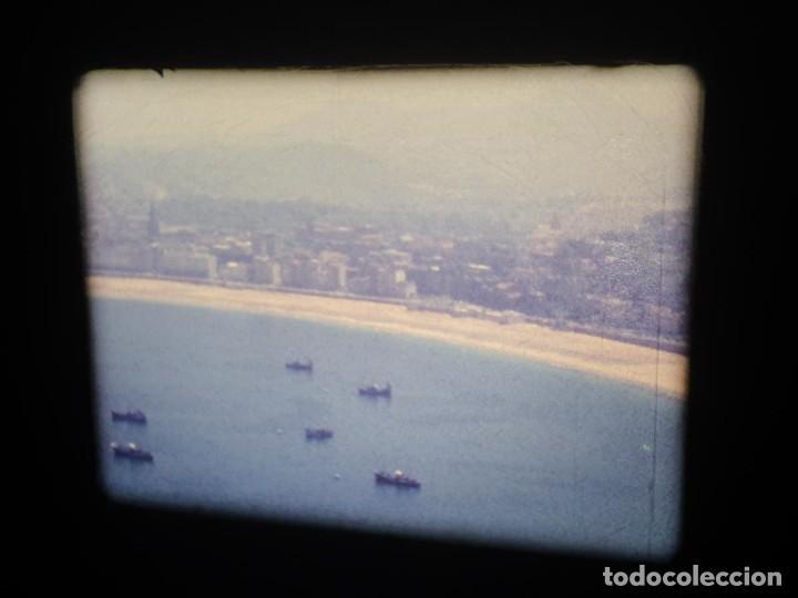 Cine: AMATEUR-VIVEROS DE MARISCO-(1974) 1 X 60 MTS SUPER 8 MM, RETRO VINTAGE FILM - Foto 75 - 234908815